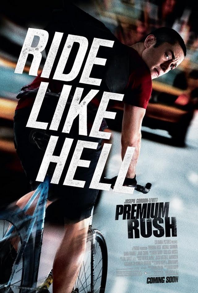 ตัวอย่างหนังใหม่ : Premium Rush (ปั่นทะลุนรก) ซับไทย poster