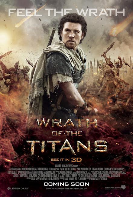 ตัวอย่างหนังใหม่ :  Wrath of the Titans  (สงครามมหาเทพพิโรธ) ตัวอย่างที่ 2 ซับไทย