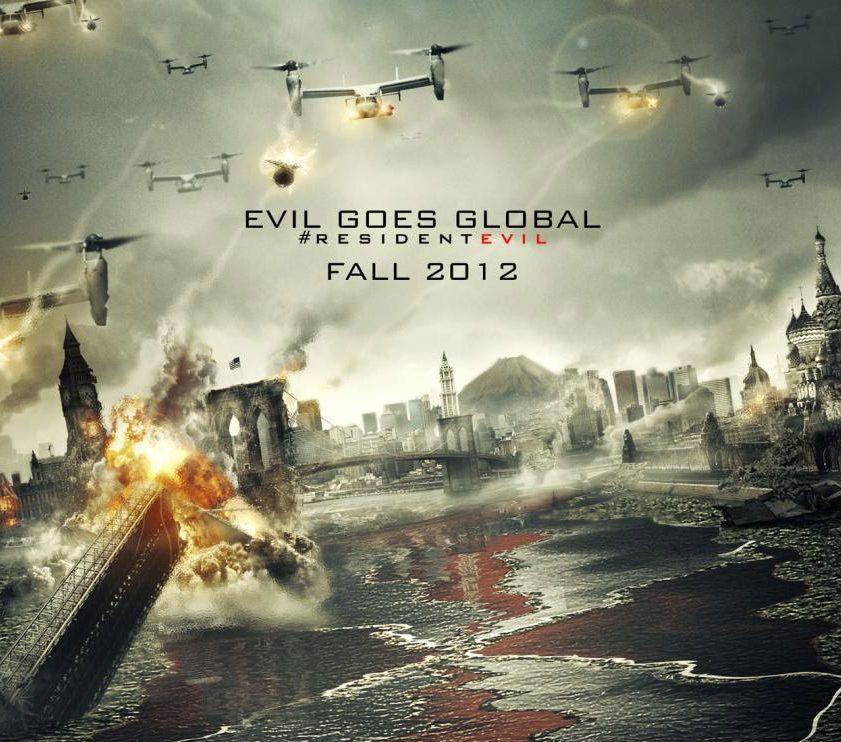 ตัวอย่างหนังใหม่ : Resident Evil: Retribution (ผีชีวะ 5 : สงครามไวรัสล้างนรก) ตัวอย่างที่ 2 ซับไทย