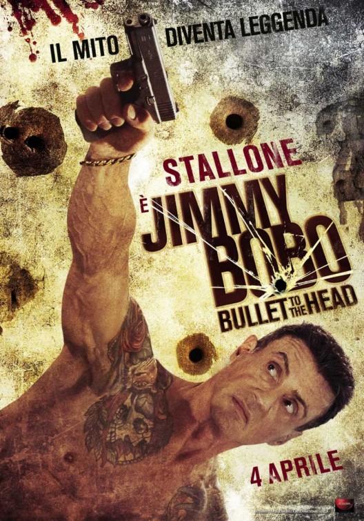 ตัวอย่างหนังใหม่ : Bullet To The Head (กระสุนเดนตาย)ซับไทย poster