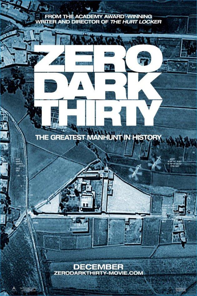 ตัวอย่างหนังใหม่ : Zero Dark Thirty (แผน 3 ขั้นสังหารบิน ลาเด็น) ซับไทย